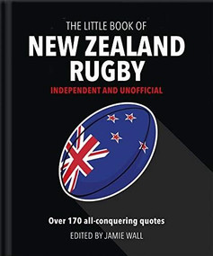 The Little Book of New Zealand Rugby by Orange Hippo!, 9781800690639