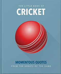 The Little Book of Cricket (Miniature Edition) by Orange Hippo!, 9781911610427