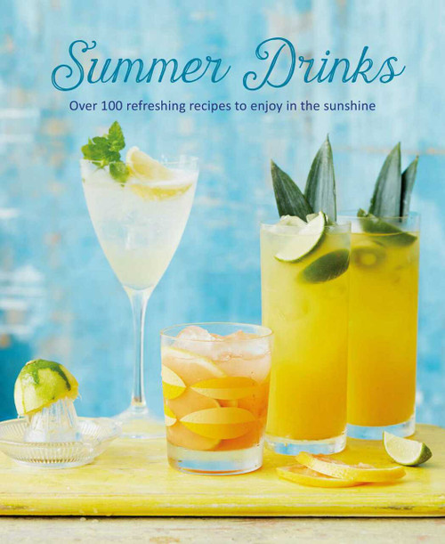 Summer Drinks (Over 100 refreshing recipes to enjoy in the sunshine) by Ryland Peters & Small, 9781788793582