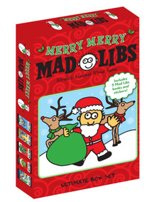 Merry Merry Mad Libs (World's Greatest Word Game) by Mad Libs, 9780593097052