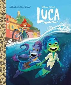 Disney/Pixar Luca Little Golden Book (Disney/Pixar Luca) by Golden Books, Golden Books, 9780736441933