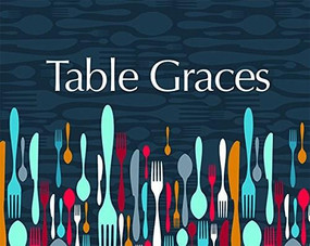 Table Graces by , 9780880283762