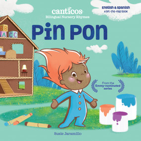 Pin Pon (Bilingual Nursery Rhymes) - 9781945635373 by Susie Jaramillo, 9781945635373