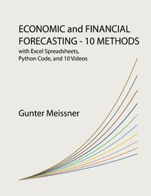 Forecasting - 10 Methods by Gunter Meissner, 9781098333867