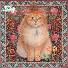 Adult Jigsaw Puzzle Lesley Anne Ivory: Blossom (1000-piece Jigsaw Puzzles) by Flame Tree Studio, 9781786646385