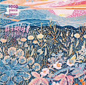 Adult Jigsaw Puzzle Annie Soudain: Midsummer Morning (1000-piece Jigsaw Puzzles) by Flame Tree Studio, 9781787558939