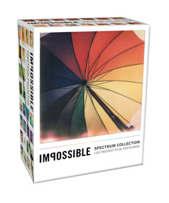 The Impossible Project Spectrum Collection (100 Instant-Film Postcards) (Miniature Edition) by The Impossible Project, 9780770434342