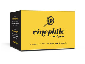 Cinephile: A Card Game (Miniature Edition) by Cory Everett, Steve Isaacs, 9781984825575