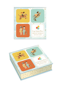 Dream World Matching Game (A Memory Game with 20 Matching Pairs for Children) by Emily Winfield Martin, 9781984824592