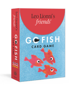 Leo Lionni's Friends Go Fish Card Game (Includes Rules for Two More Games: Concentration and Snap) by Leo Lionni, 9780593135266