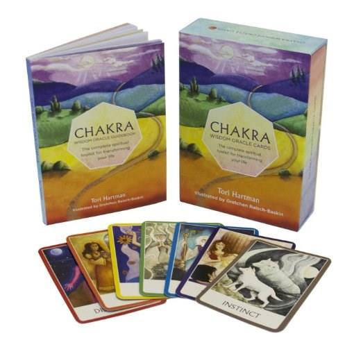 Chakra Wisdom Oracle Cards (The Complete Spiritual Toolkit for Transforming Your Life) by Tori Hartman, 9781780287515