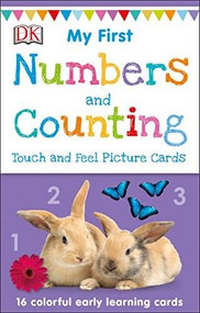 My First Touch and Feel Picture Cards: Numbers and Counting by DK, 9781465468154