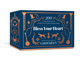 Bless Your Heart (200 Trivia Questions to Prove Your Southern Know-How) (Miniature Edition) by Editors of Garden & Gun, 9781984826084