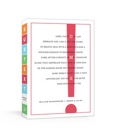 Subtext: 24 Literary Postcards by Obvious State Studio, 9780451499011