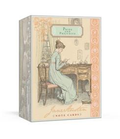 Jane Austen Note Cards - Pride and Prejudice (Miniature Edition) by Potter Gift, Jane Austen, 9780307587428