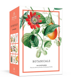 Botanicals (100 Postcards from the Archives of the New York Botanical Garden) by The New York Botanical Garden, 9781524759049