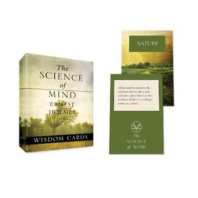 The Science of Mind Wisdom Cards (Miniature Edition) by Ernest Holmes, 9780399161636
