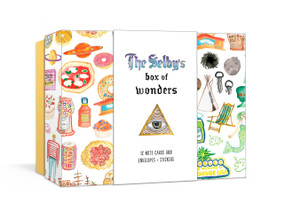 The Selby's Box of Wonders (12 Note Cards and Envelopes + Stickers) by Todd Selby, 9781101906606