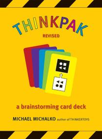 Thinkpak (A Brainstorming Card Deck) (Miniature Edition) by Michael Michalko, 9781580087728