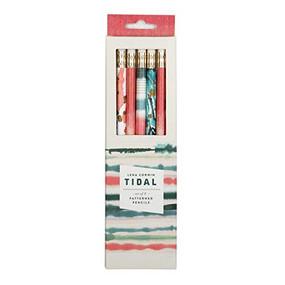 Tidal Pencil Set by Galison, Lena Corwin, 9780735350830