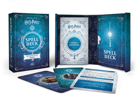 Harry Potter: Spell Deck and Interactive Book (Miniature Edition) by Donald Lemke, 9780762470716
