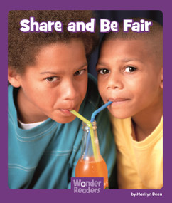 Share and Be Fair by Marilyn Deen, 9781429679350