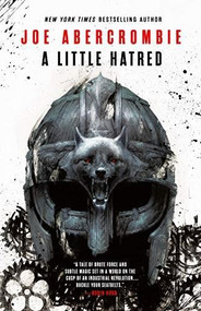 A Little Hatred by Joe Abercrombie, 9780316187169
