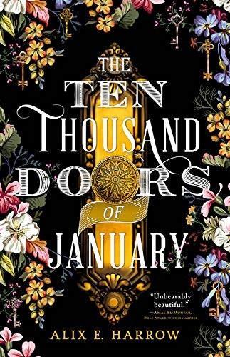 The Ten Thousand Doors of January by Alix E. Harrow, 9780316421973