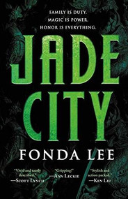 Jade City - 9780316440882 by Fonda Lee, 9780316440882