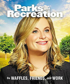 Parks and Recreation (On Waffles, Friends, and Work) (Miniature Edition) by Running Press, 9780762498420