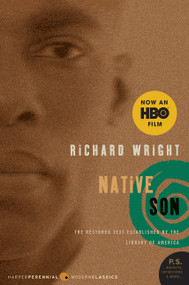 Native Son - 9780060837563 by Richard Wright, 9780060837563
