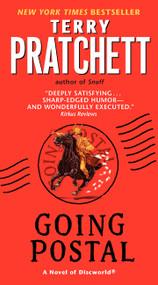 Going Postal (A Novel of Discworld) by Terry Pratchett, 9780062334978