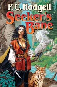 Seeker's Bane by P.C. Hodgell, 9781439133804