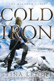 Cold Iron by Stina Leicht, 9781481427777