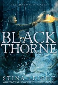 Blackthorne by Stina Leicht, 9781481427807