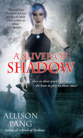 A Sliver of Shadow by Allison Pang, 9781501107054