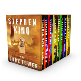 The Dark Tower 8-Book Boxed Set by Stephen King, 9781501163562