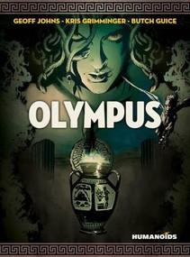 Olympus by Geoff Johns, 9781594651373
