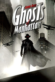 Ghosts of Manhattan - 9781616141943 by George Mann, 9781616141943
