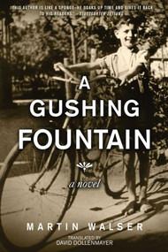 A Gushing Fountain (A Novel) by Martin Walser, David Dollenmayer, 9781628724240