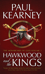 Hawkwood and the Kings by Paul Kearney, 9781906735715