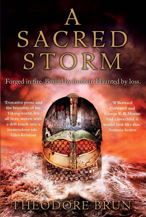 A Sacred Storm - 9781786490032 by Theodore Brun, 9781786490032