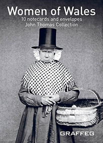 Women of Wales Notecards (10 cards and envelopes) by John Thomas, 9781905582860