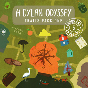 A Dylan Odyssey Notecards: Pack One by Sarah Edmonds, 9781909823891