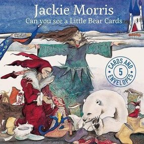 Jackie Morris Can You See a Little Bear Cards by Jackie Morris, Jackie Morris, 9781910862155