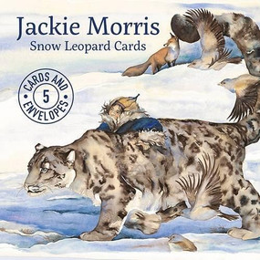 Jackie Morris Snow Leopard Cards by Jackie Morris, Jackie Morris, 9781910862209
