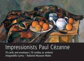 Impressionists Paul Cézanne Cards by Paul Cézanne, 9781910862940
