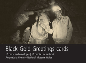 Black Gold: Pit Pony and Ostler Cards by National Museum Wales, 9781910862971