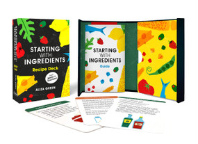 Starting with Ingredients Recipe Deck (Miniature Edition) by Aliza Green, 9780762474875