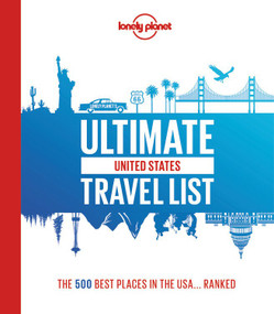 Ultimate USA Travel List by Lonely Planet, 9781838694586